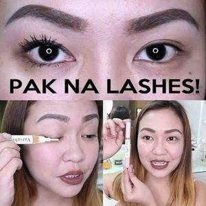 Eyelashes variable Y serum